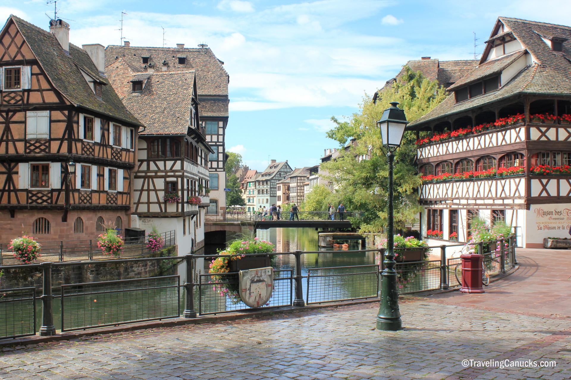 Esperienza a Strasburgo, Francia - Sara