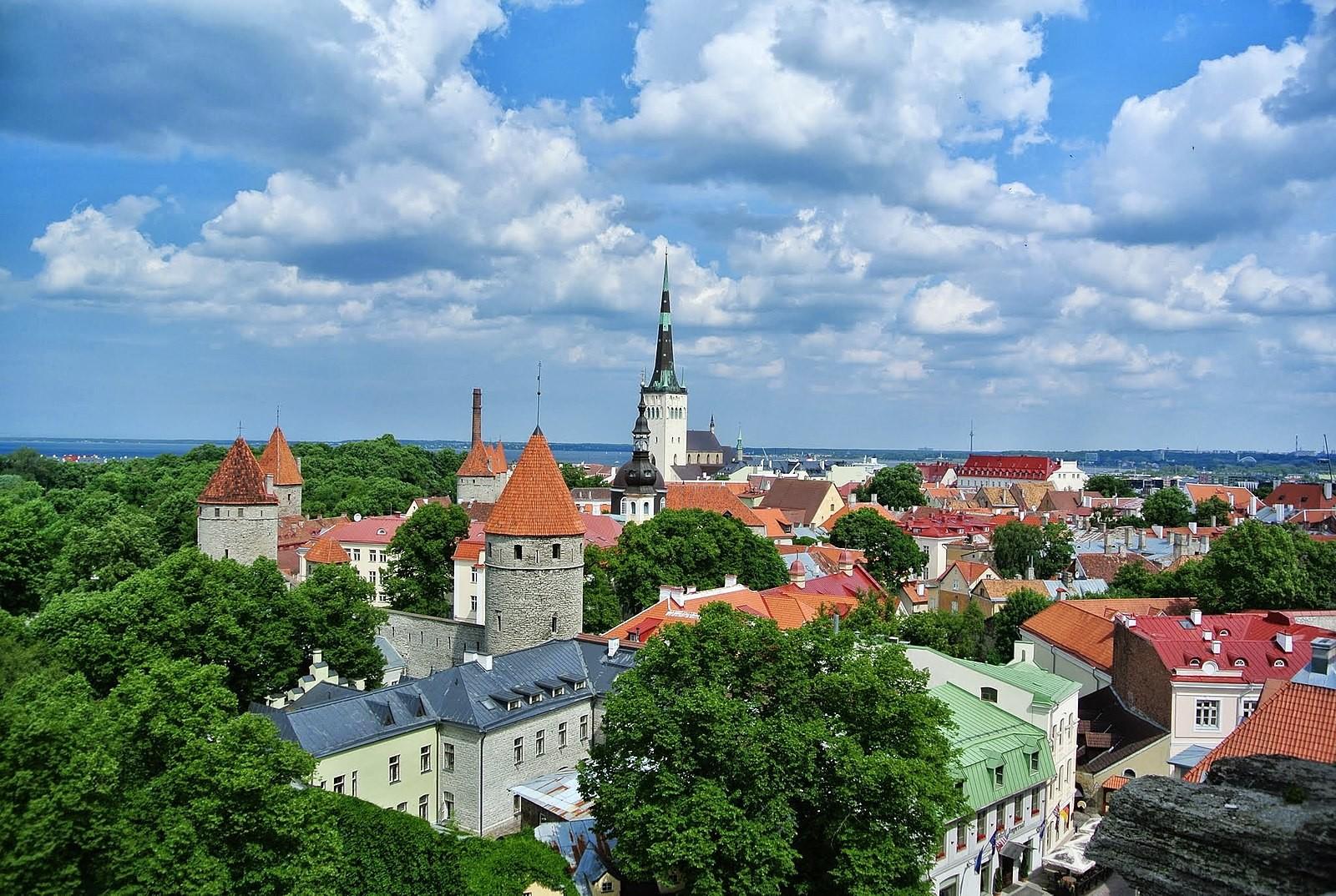 Esperienza a Tallinn (Estonia), di Liis