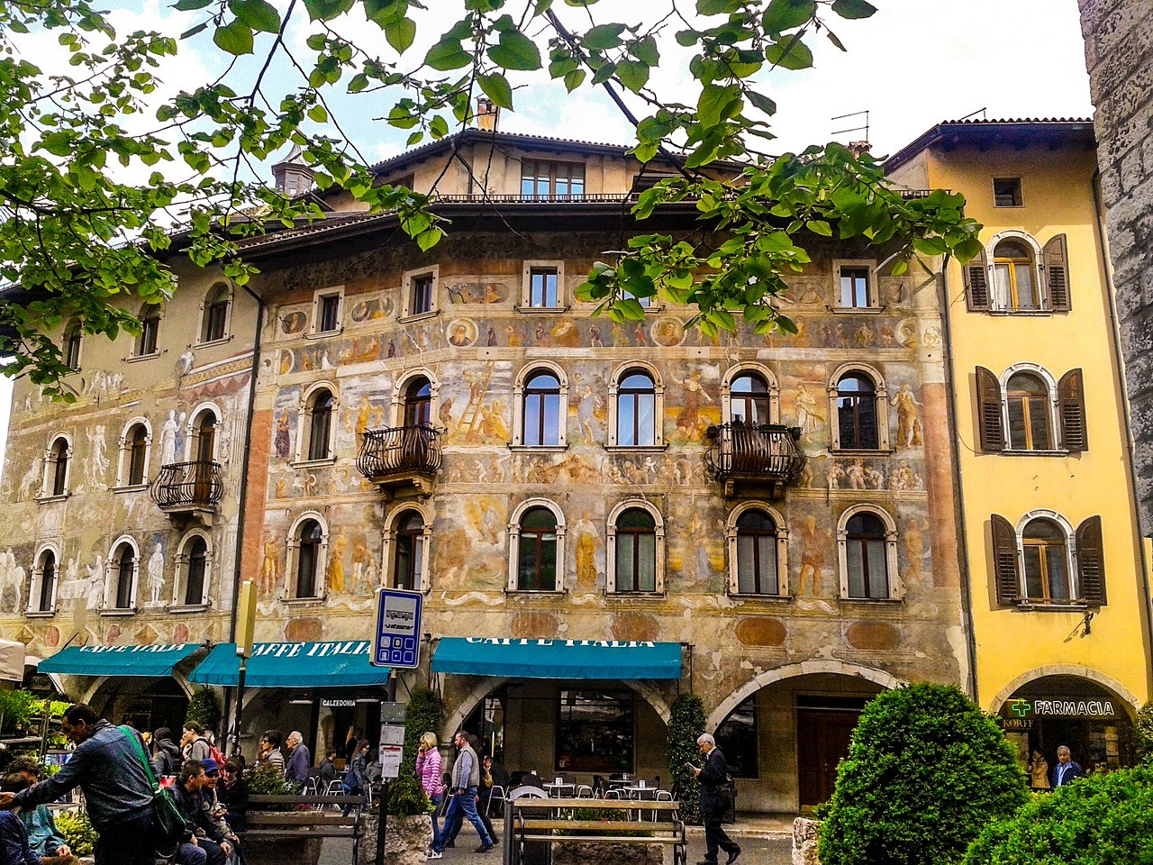Esperienza a Trento, Italia, di Irina