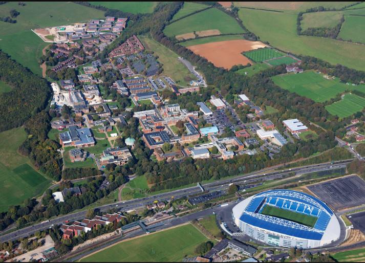 Esperienza all'Università del Sussex, Regno Unito di Emily