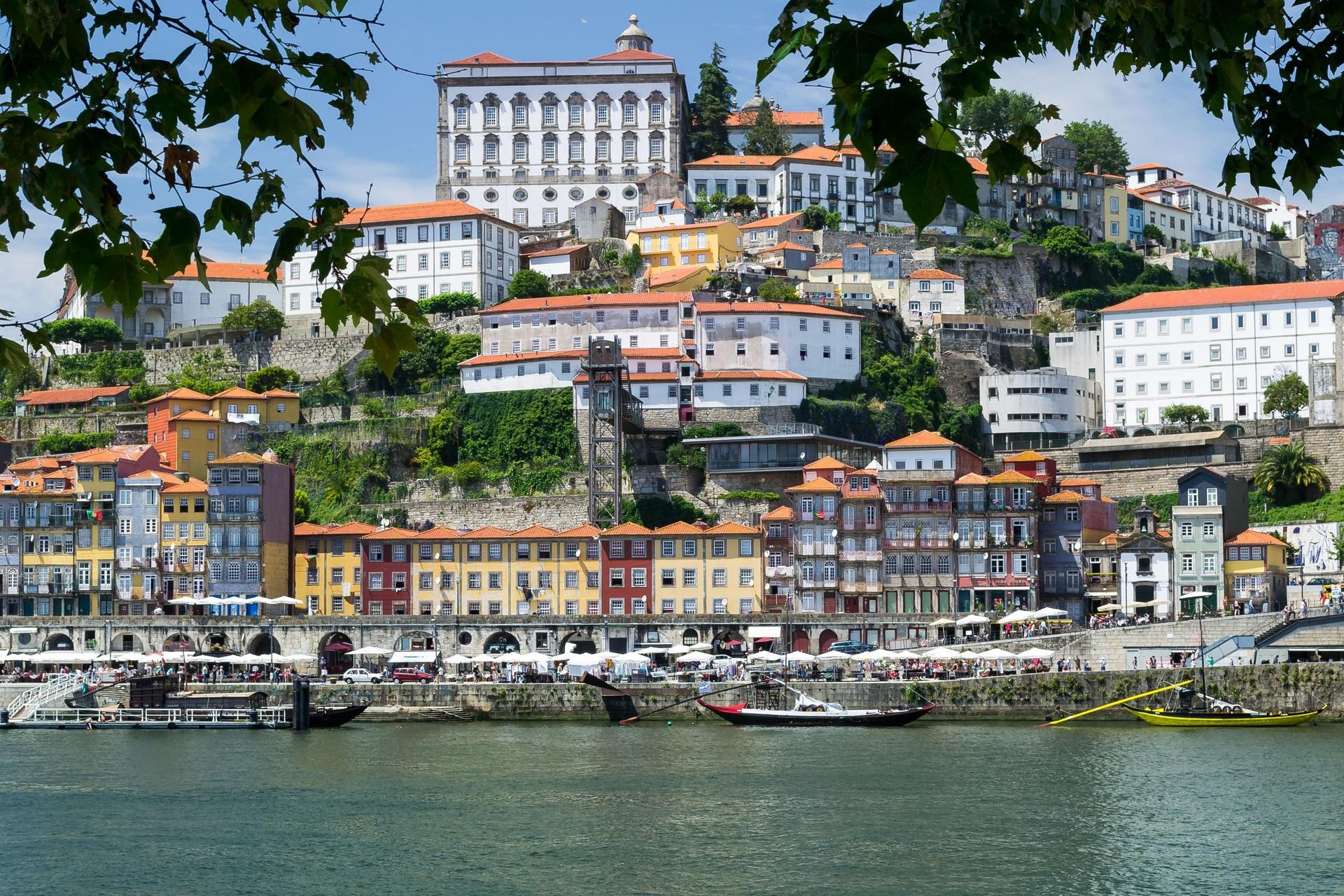 Esperienza all'Università di Porto (Portogallo), di Alberto