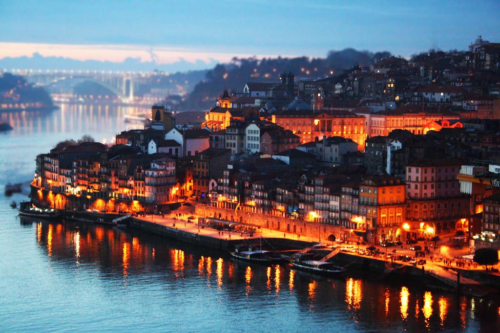 Esperienza all'università di Porto, Portogallo, di Daniel