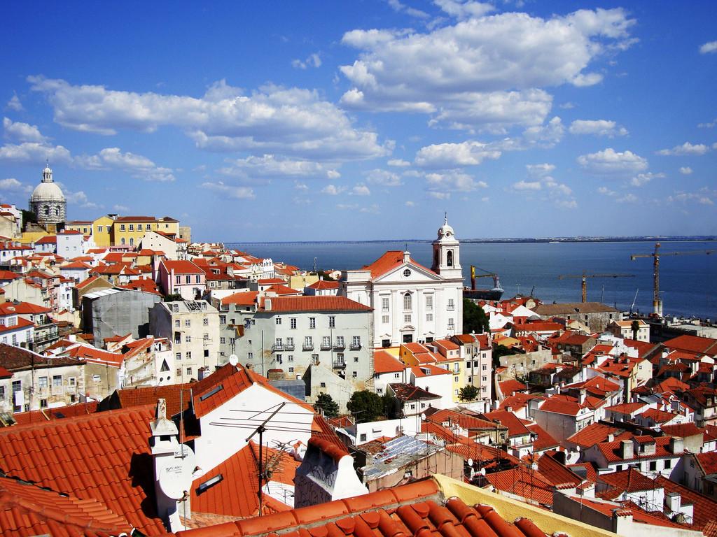 Esperienza all'Università Lusófona (Portogallo), di Luka