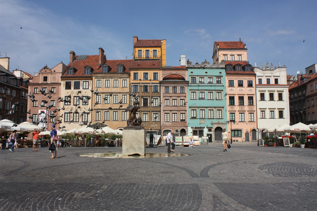 Esperienza a Varsavia, Polonia di Ernesto Icogo