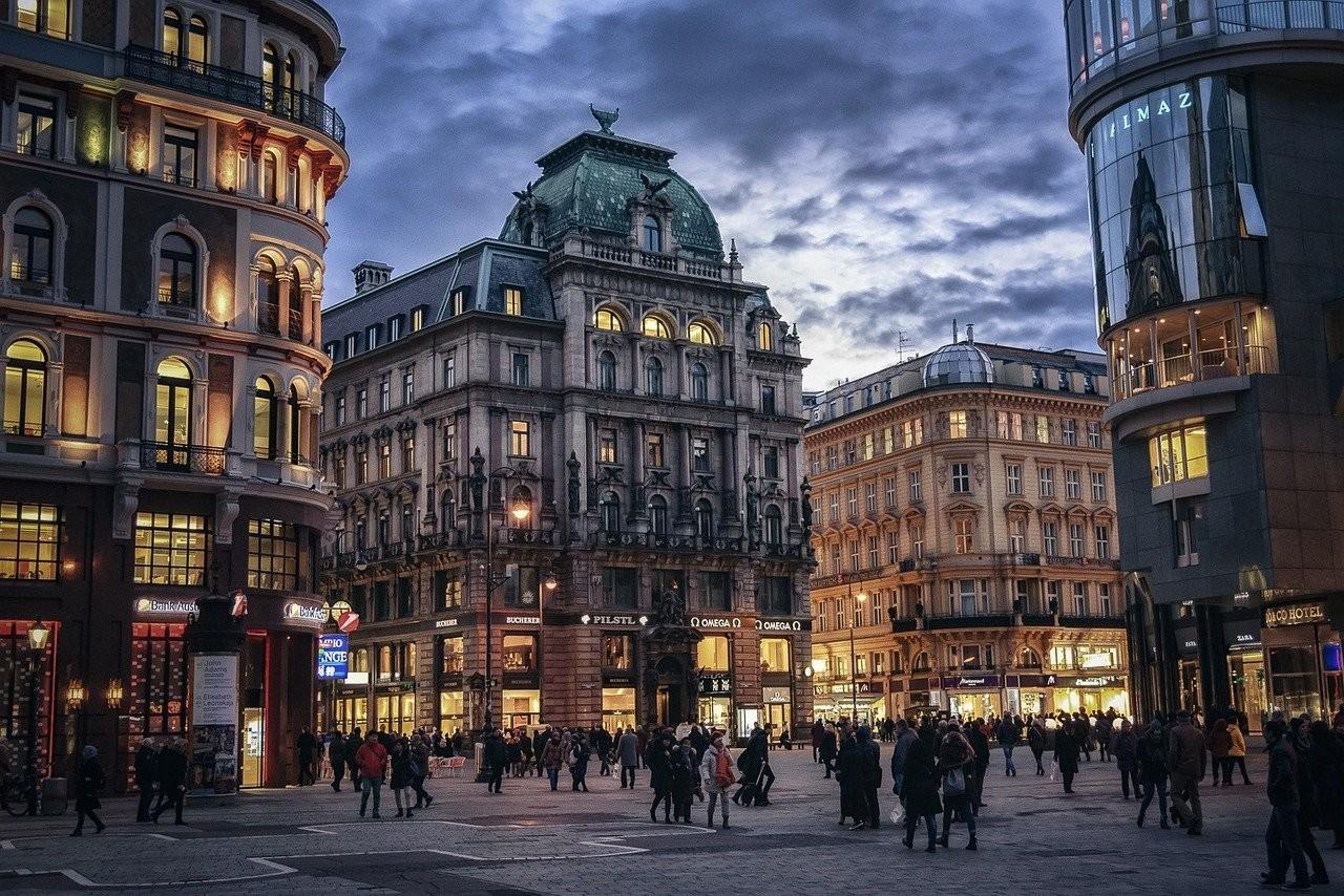Esperienza a Vienna, Austria di Cagan
