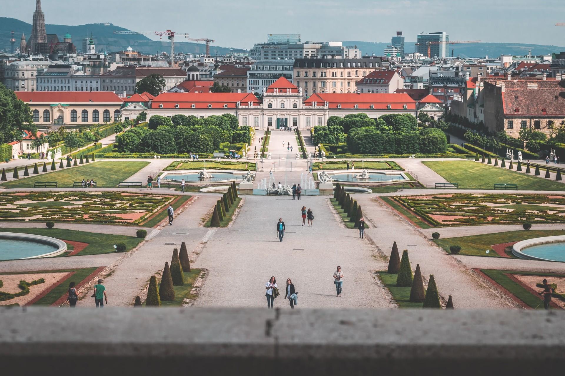 Esperienza a Vienna, Austria di Eva
