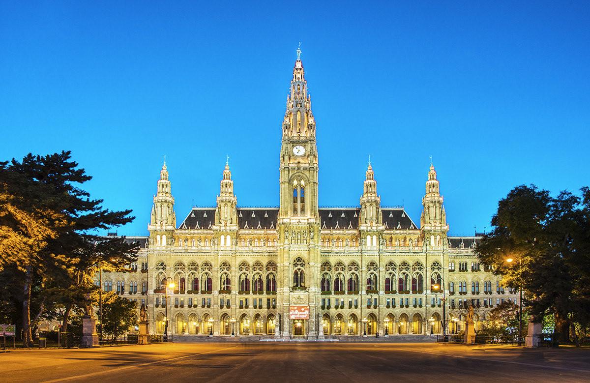 Esperienza a Vienna, Austria, di Lidia