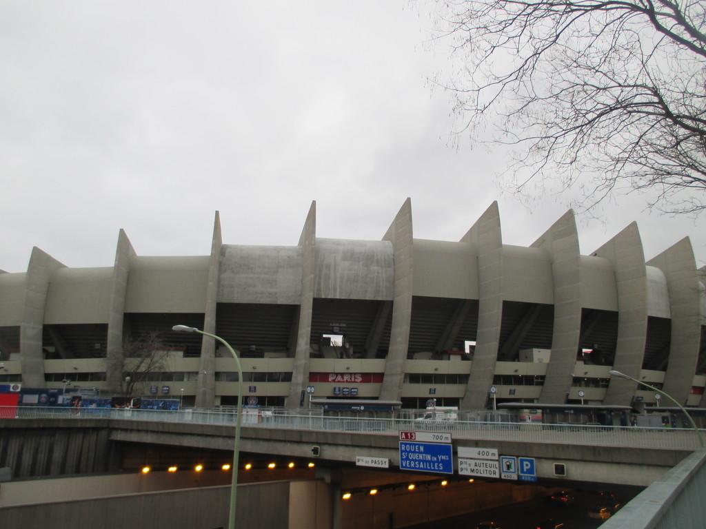 Estadio del Paris Saint-Germain FC