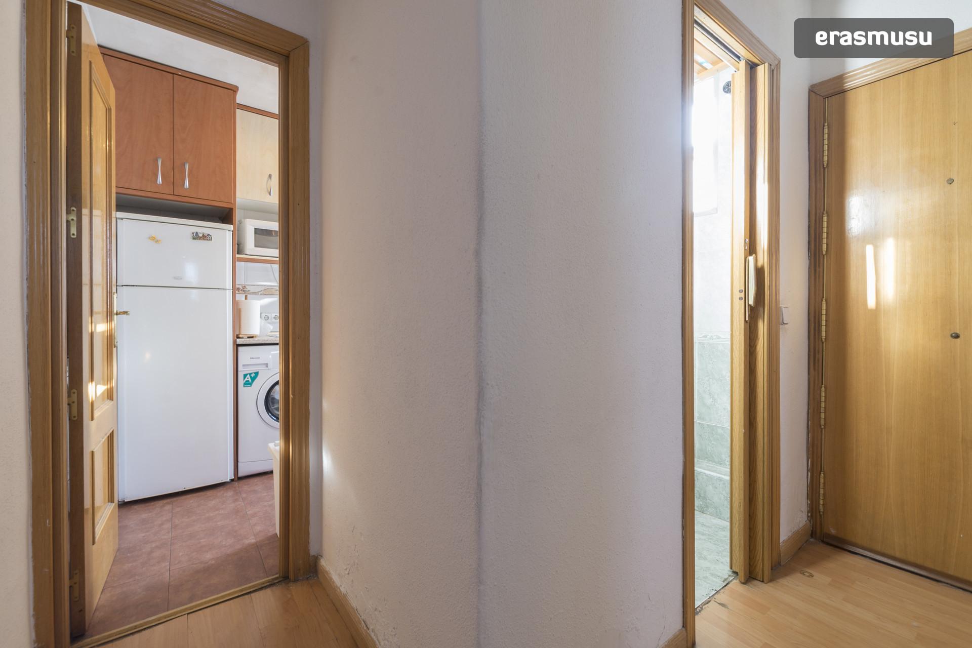 Estupenda habitación individual en Madrid para chico a partir de