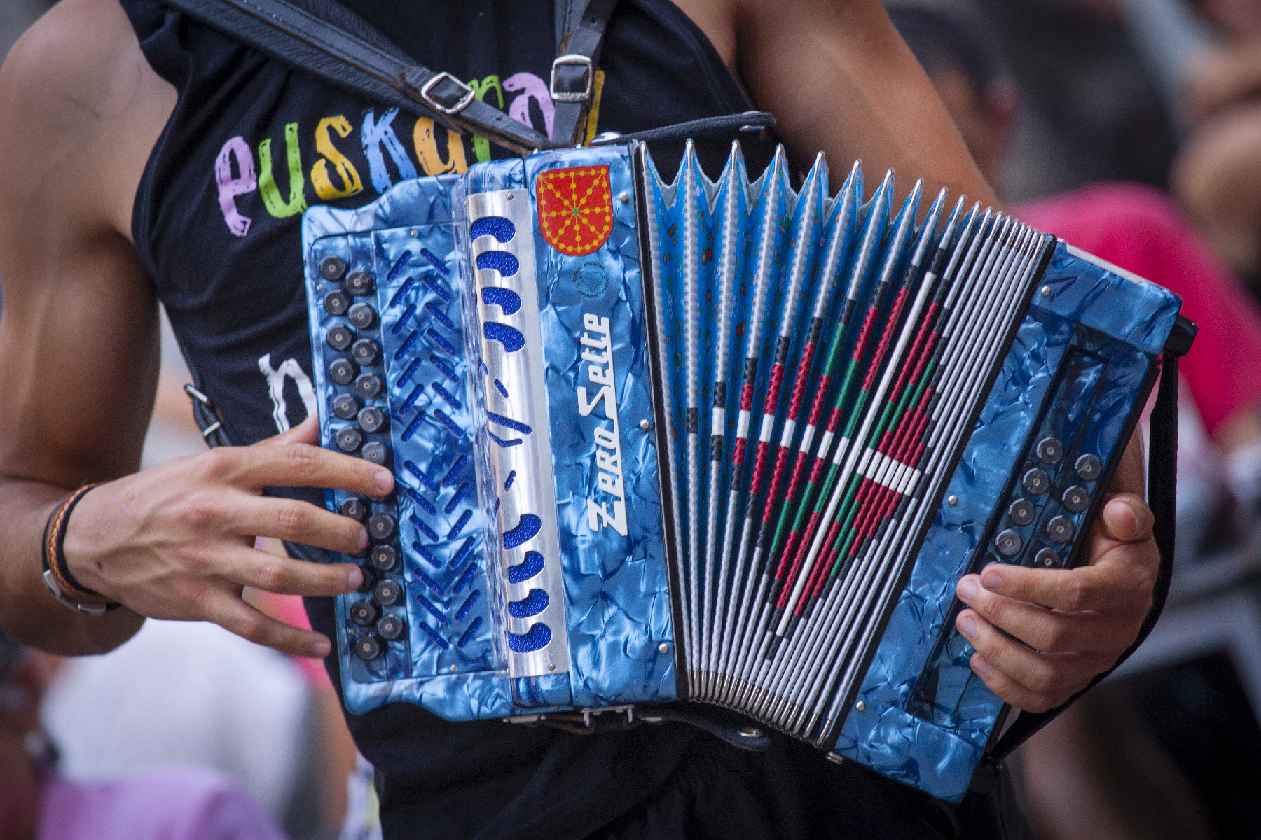 Euskal jaiak or the most popular Basque celebrations
