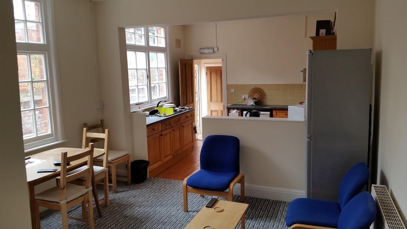 Hull University Student Room
