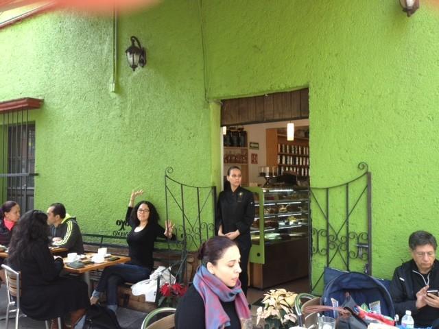 Exótica experiencia gourmet en el Café Ruta de la Seda