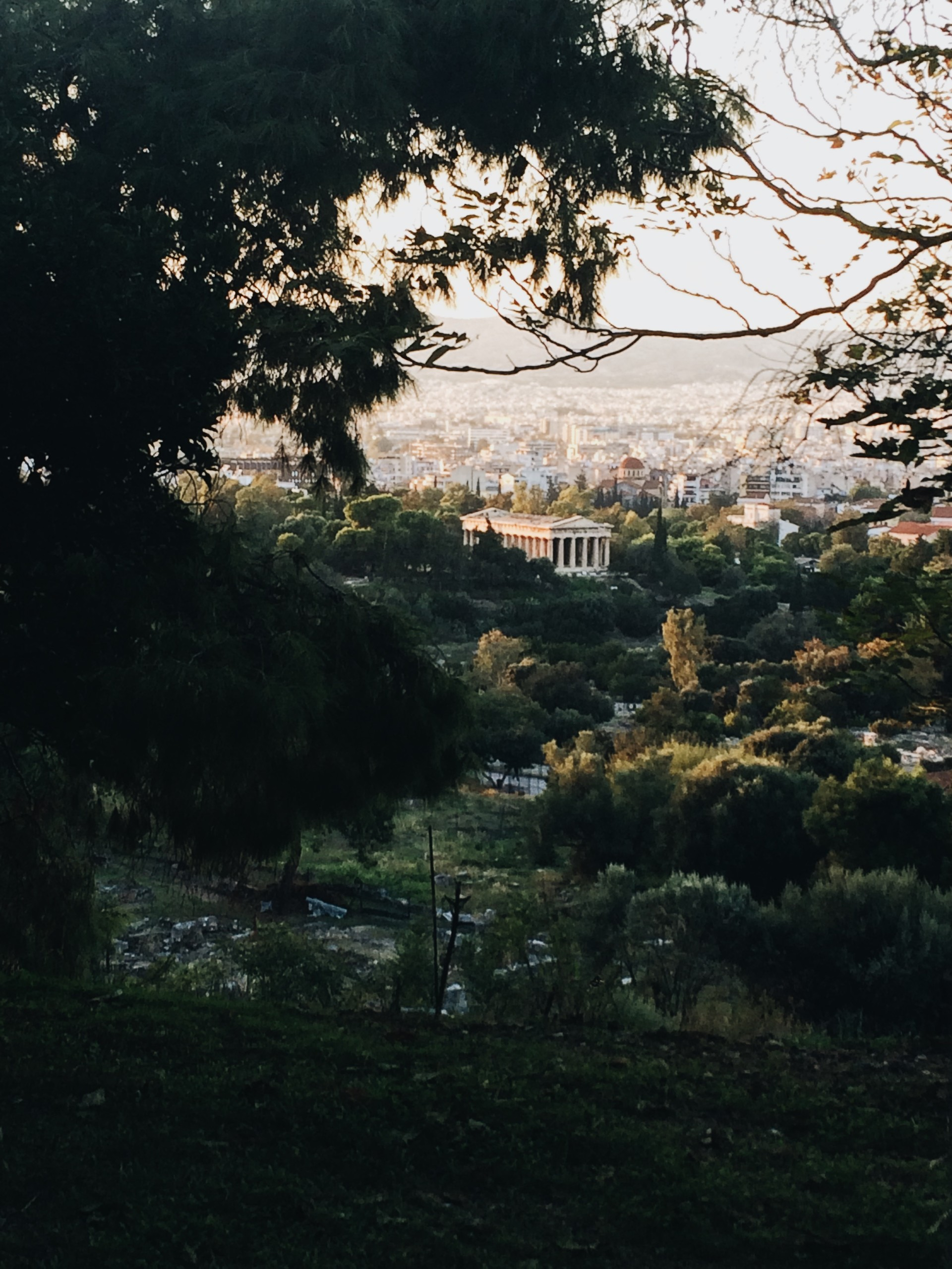 Expérience à Athènes, Grèce par Salah