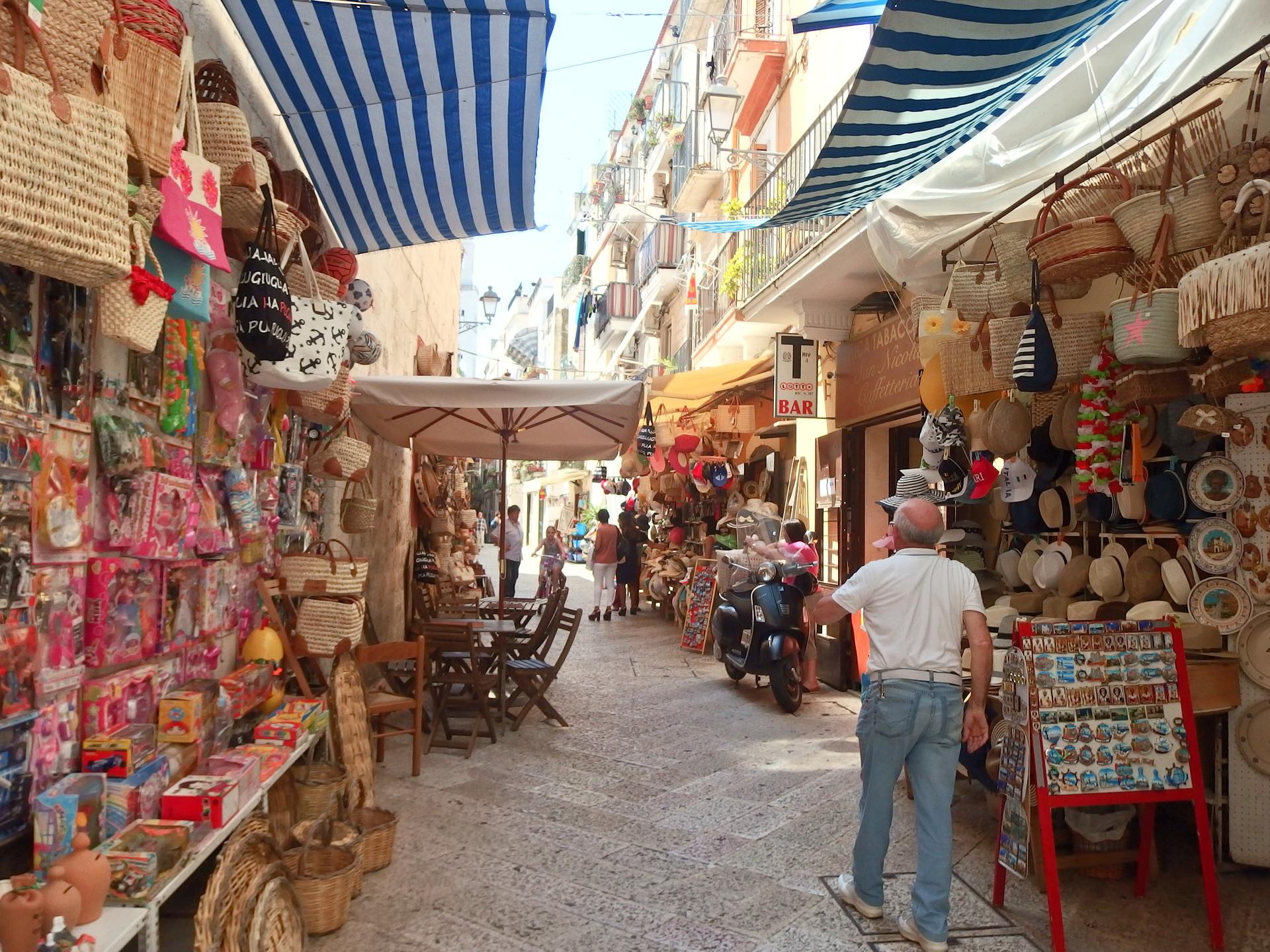Expérience à Bari, Italie par Eleonora