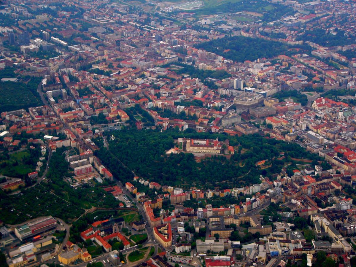 Expérience à Brno en République tchèque par Veronika