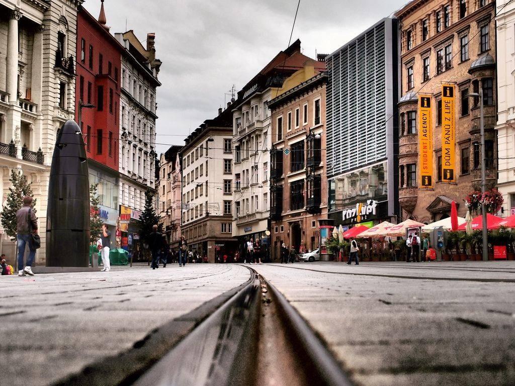 Expérience à Brno, République Tchèque par Maria