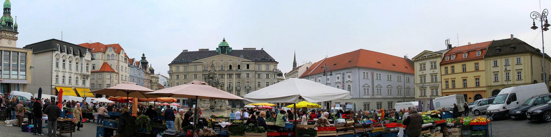 Expérience à Brno, République Tchèque par Martin