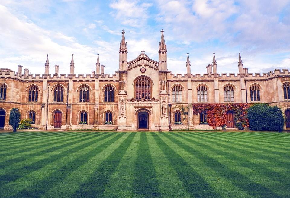 Expérience à Cambridge, Royaume-Uni par Marie