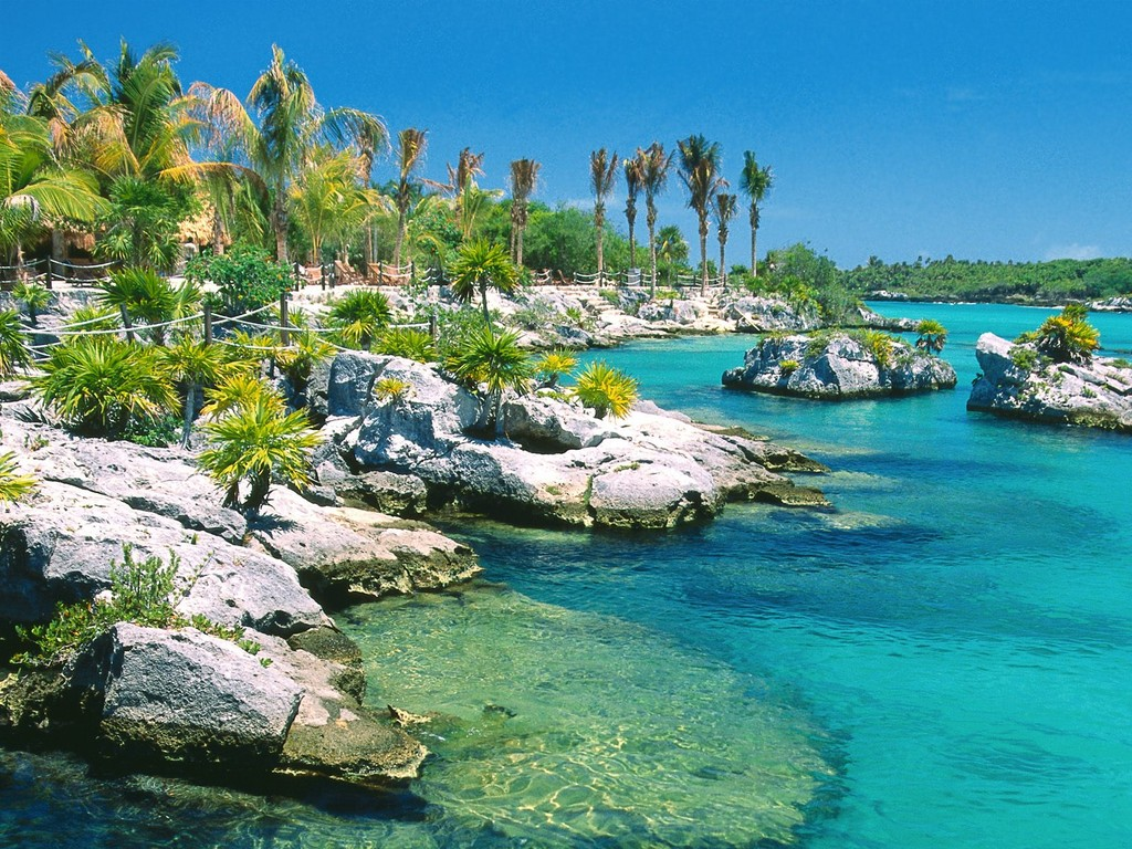 Expérience à Cancún au Mexique, par Fany