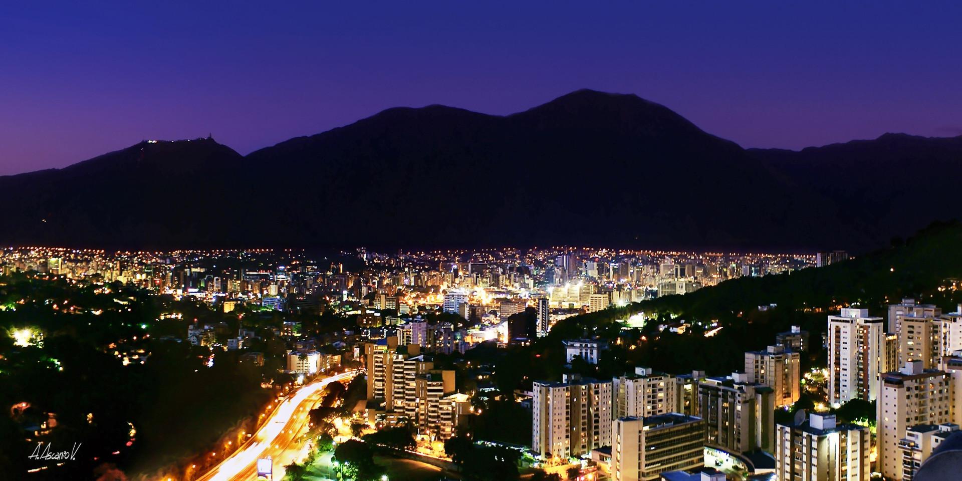 Expérience à Caracas, Venezuela par José