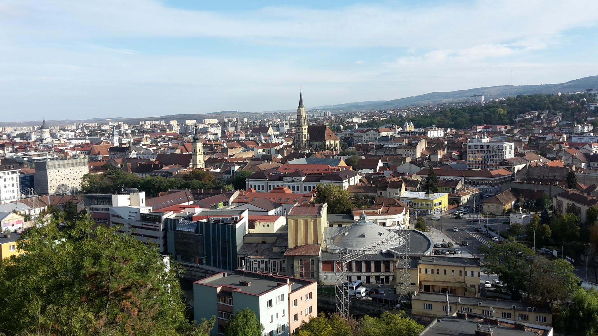 Expérience à Cluj-Napoca, Roumanie, par Brieanne