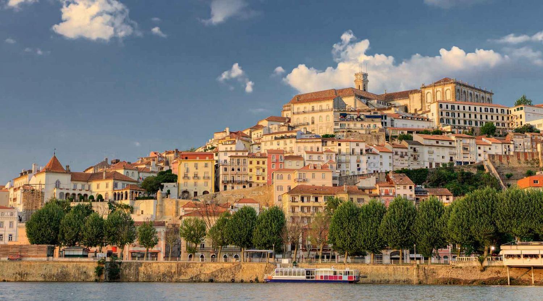 Expérience à Coimbra, Portugal par Andy