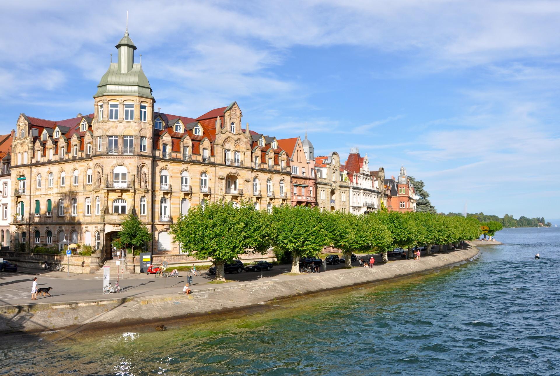 Expérience à Constance, Allemagne par Jo
