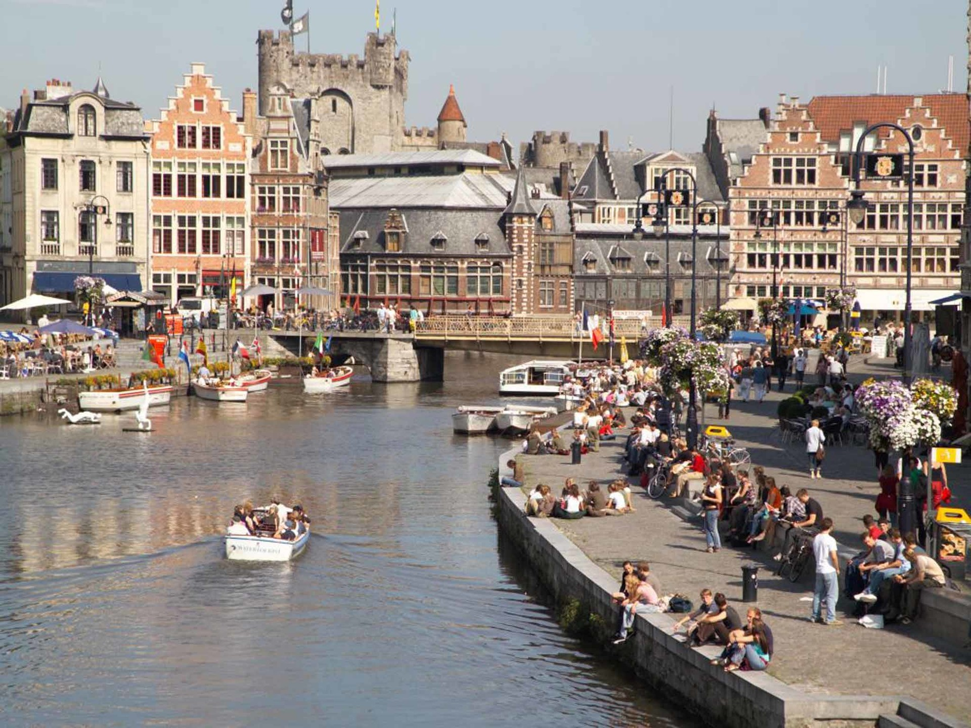 Expérience à Gand, Belgique par Tim