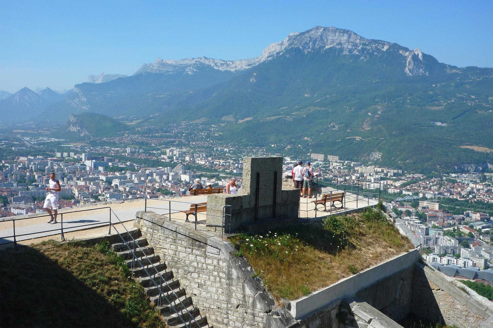 Expérience à Grenoble, France, par Amandine