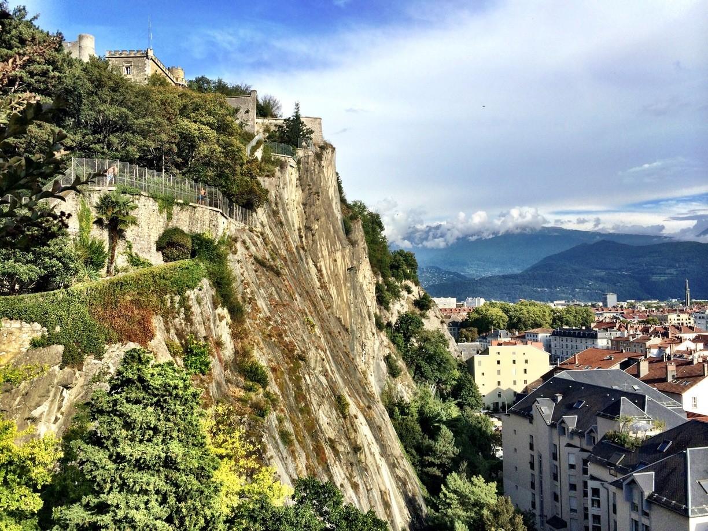 Expérience à Grenoble, France par Carolina