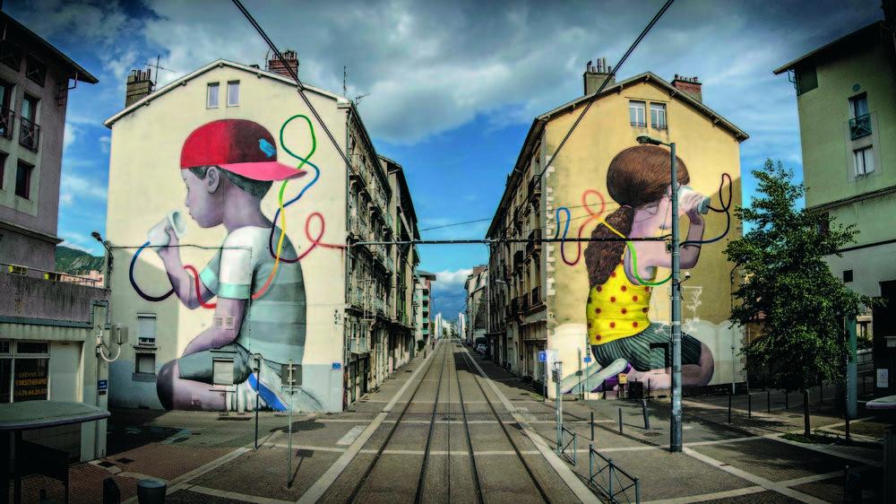 Expérience à Grenoble, France par Cindy