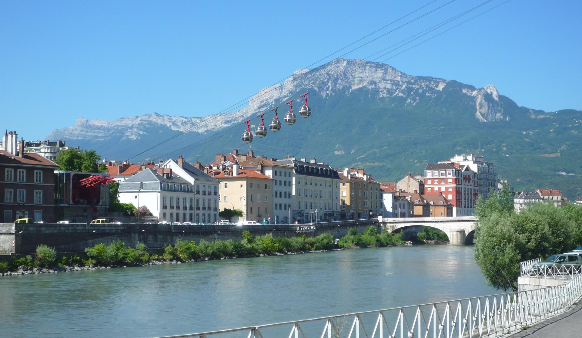 Expérience à Grenoble, France par Rafael