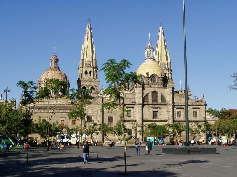 Expérience à Guadalajara, Mexique par Ernesto