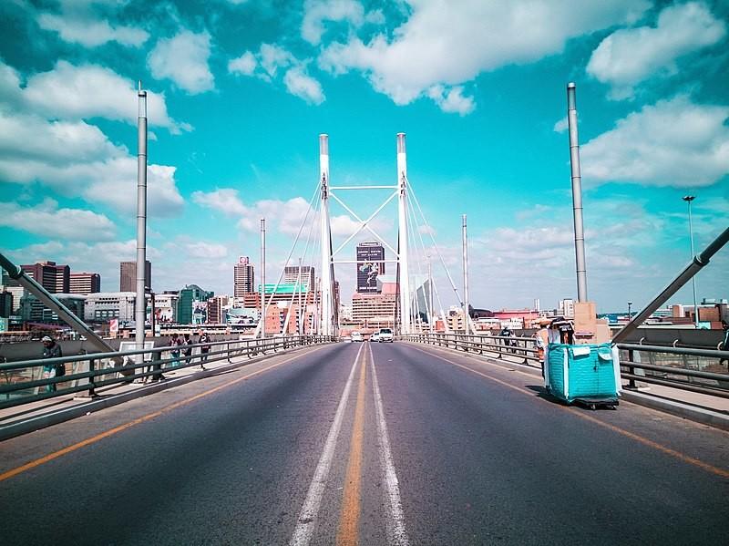 Expérience à Johannesburg, en Afrique du Sud, par Armanda