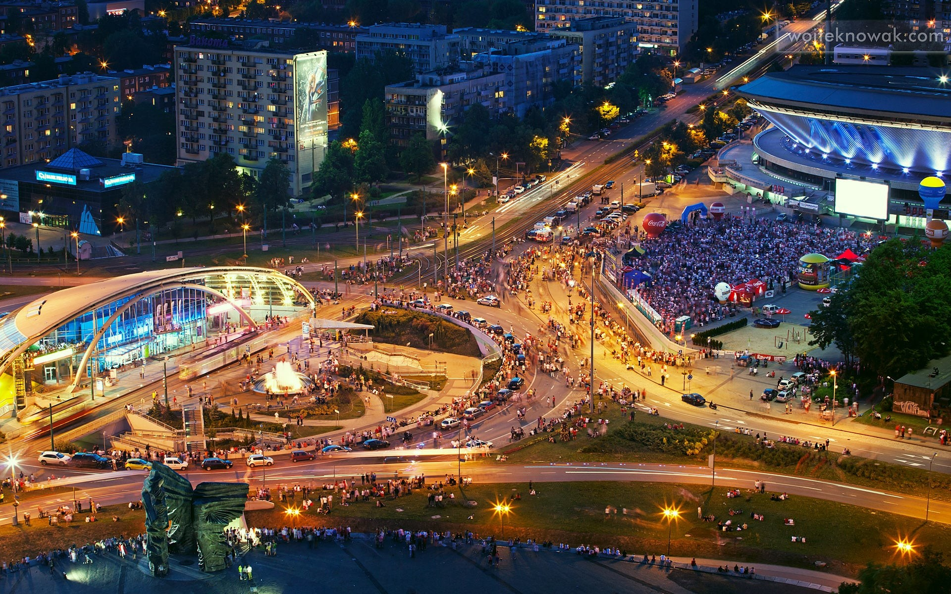 Expérience à Katowice, en Pologne par Magdalena