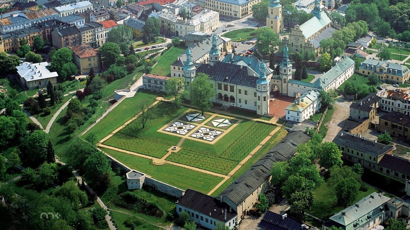 Expérience à Kielce, en Pologne par Milena