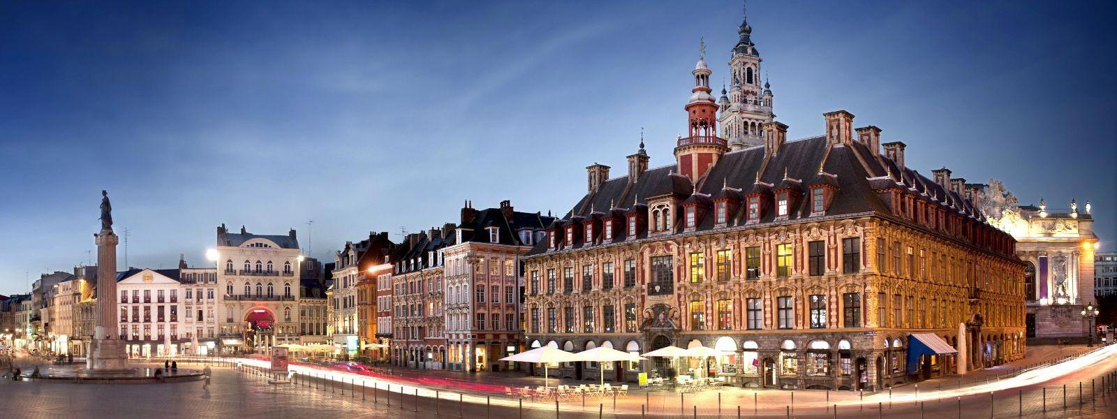 Expérience à Lille, France, par Perrine