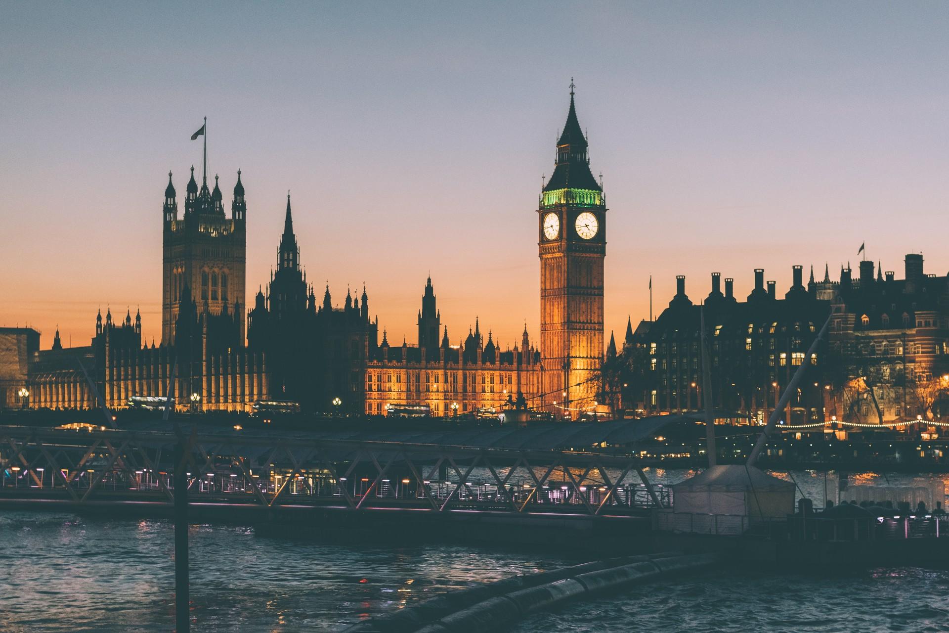 Expérience À Londres, Royaume-uni par Thays