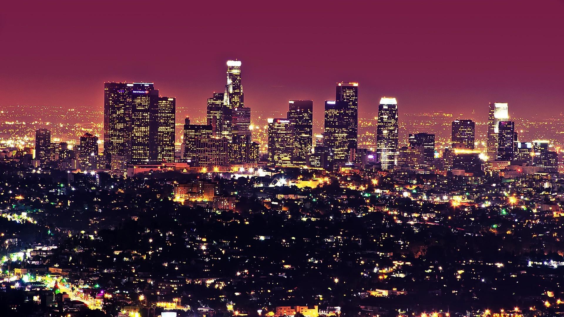 Expérience à Los Angeles, Etats-Unis par M.C