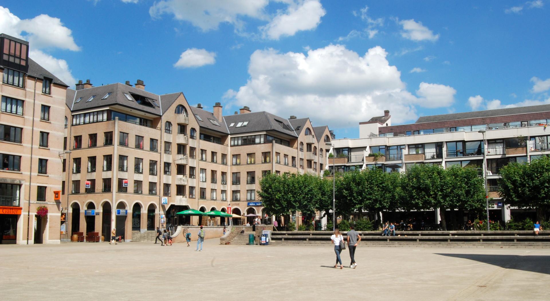 Expérience à Louvain, en Belgique par Jonas