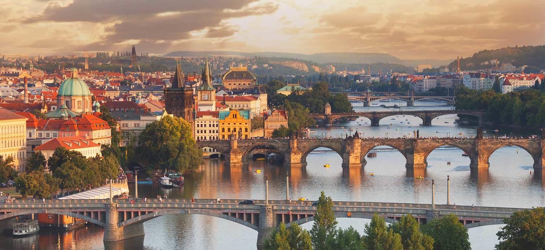 Expérience à l'Université Charles de Prague, République Tchèque, par Alžběta