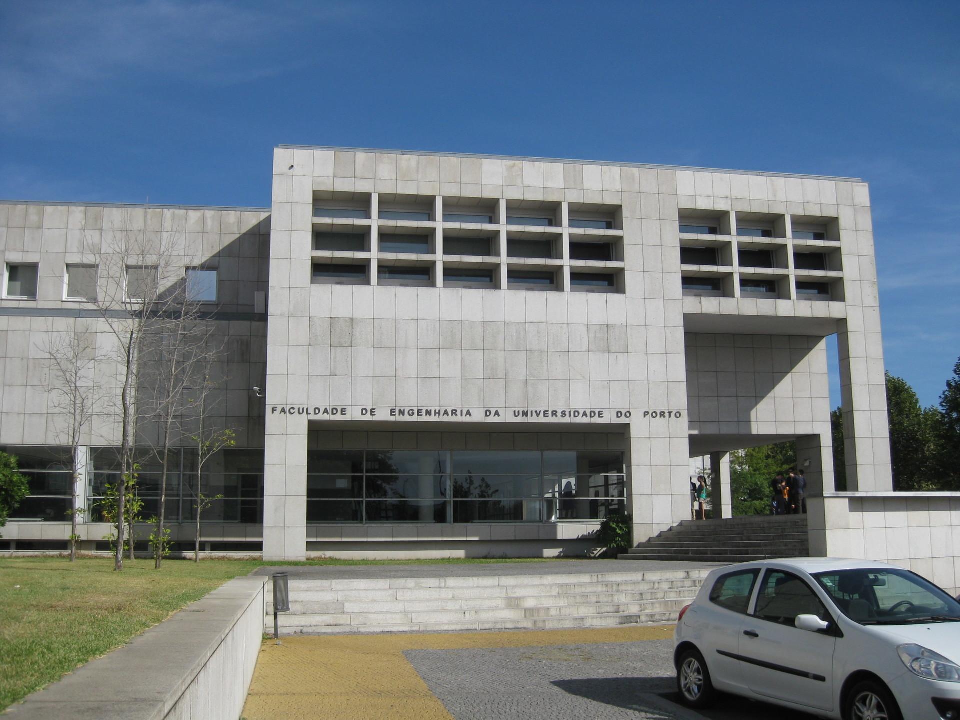 Expérience à l'université de Porto, Portugal par Marcelo
