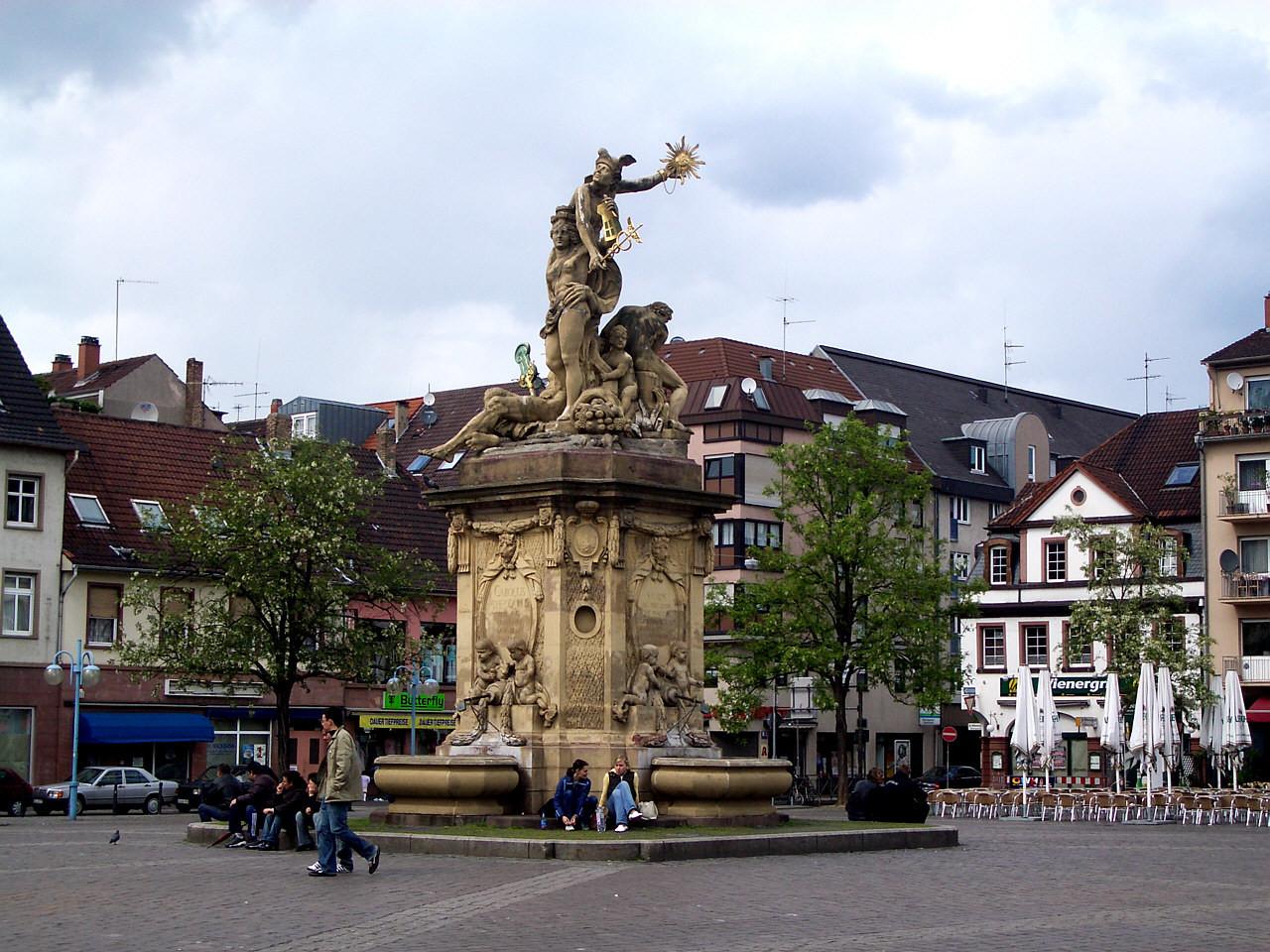 Expérience à Mannheim en Allemagne par Catren