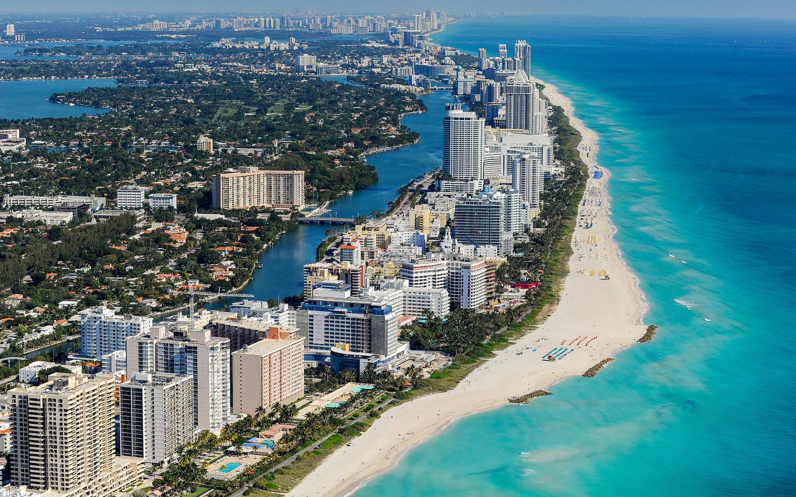 Expérience à Miami, États-Unis, par Barbara