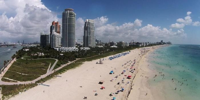 Expérience à Miami, États-Unis, par Veronika