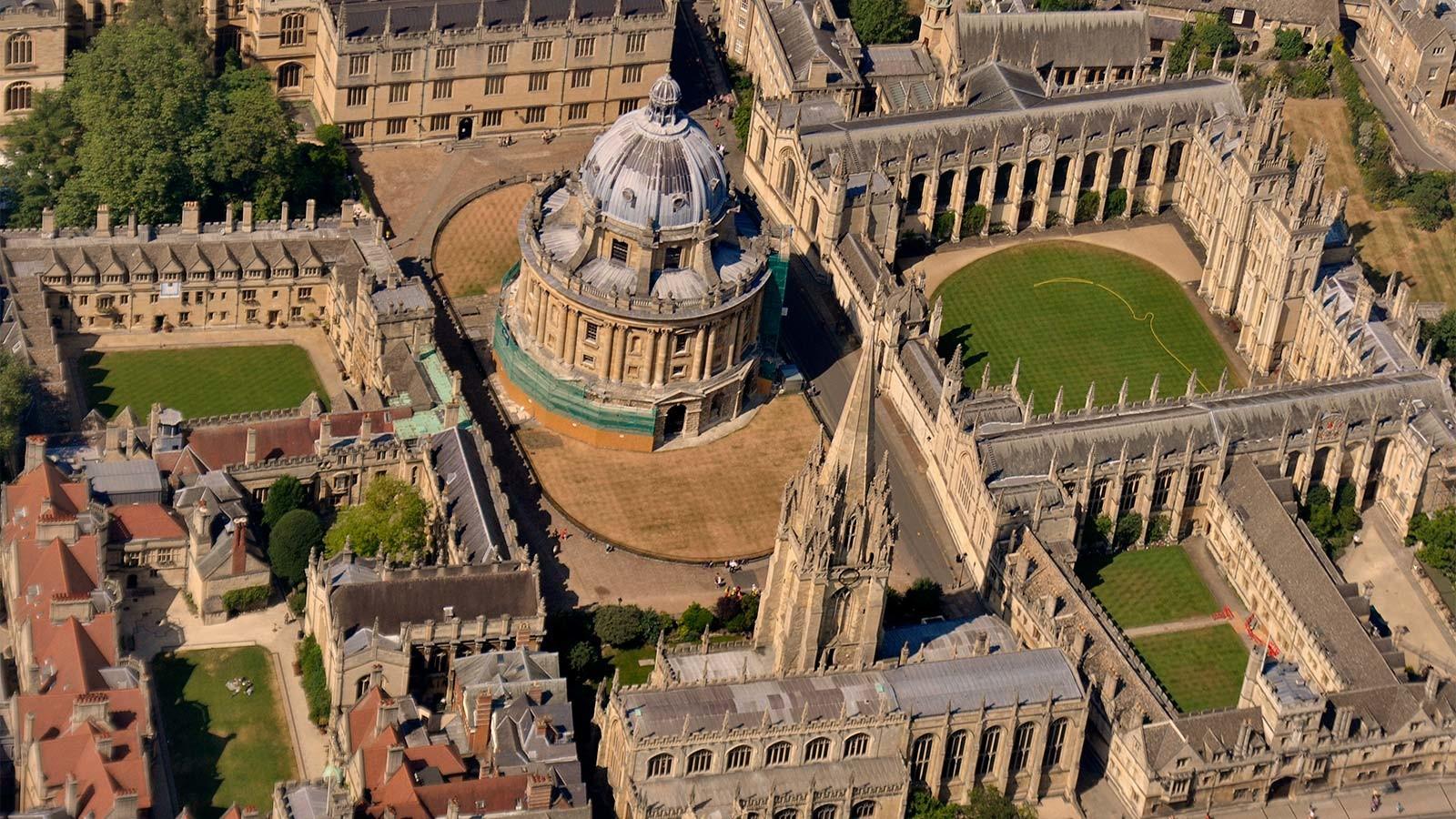 Expérience à Oxford, Royaume-Uni par Becca