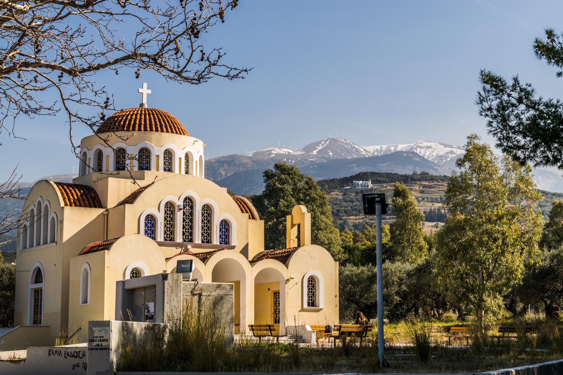Expérience à Patras, Grèce, par Marie