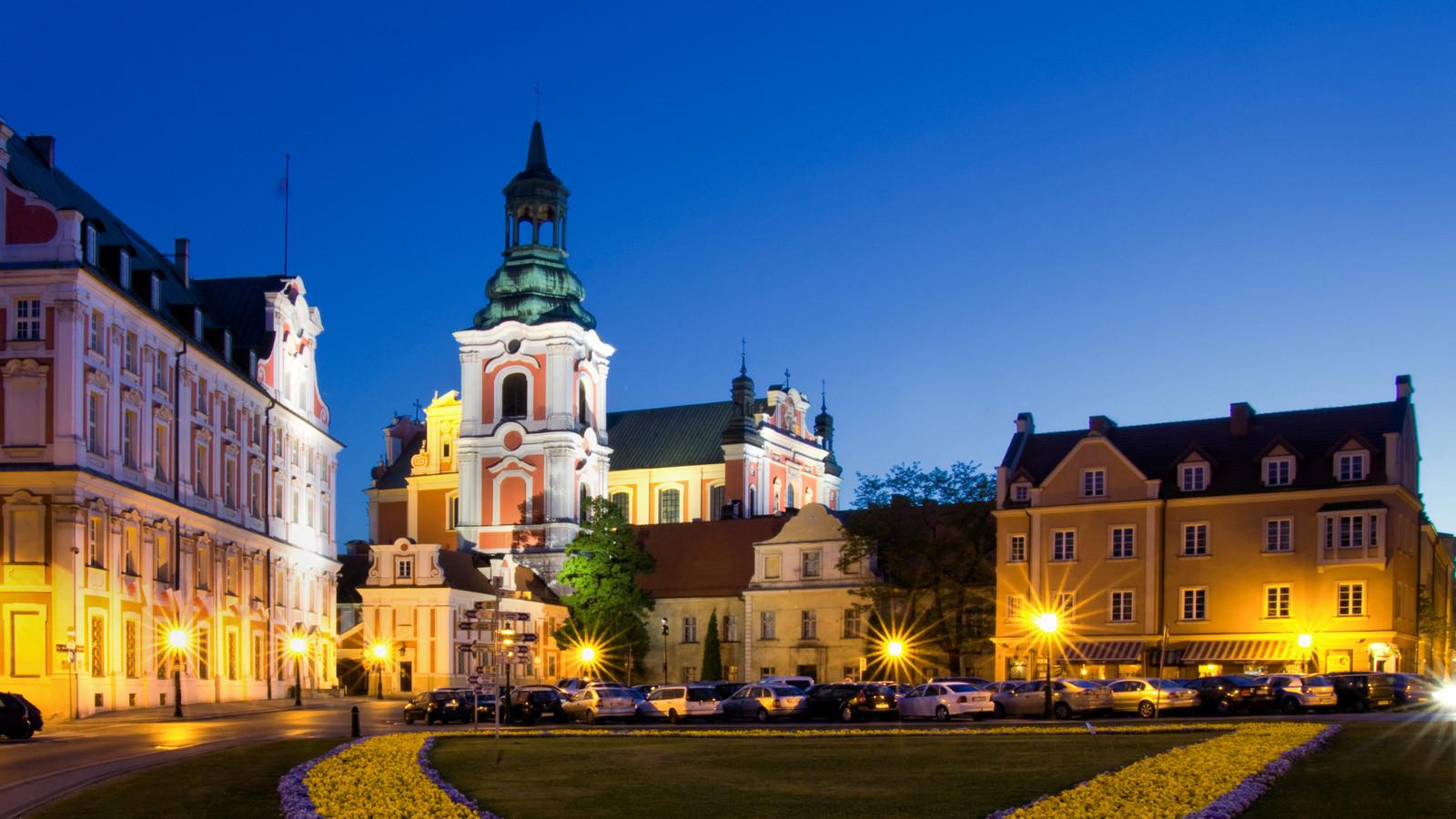 Expérience à Poznań, en Pologne par Weronika