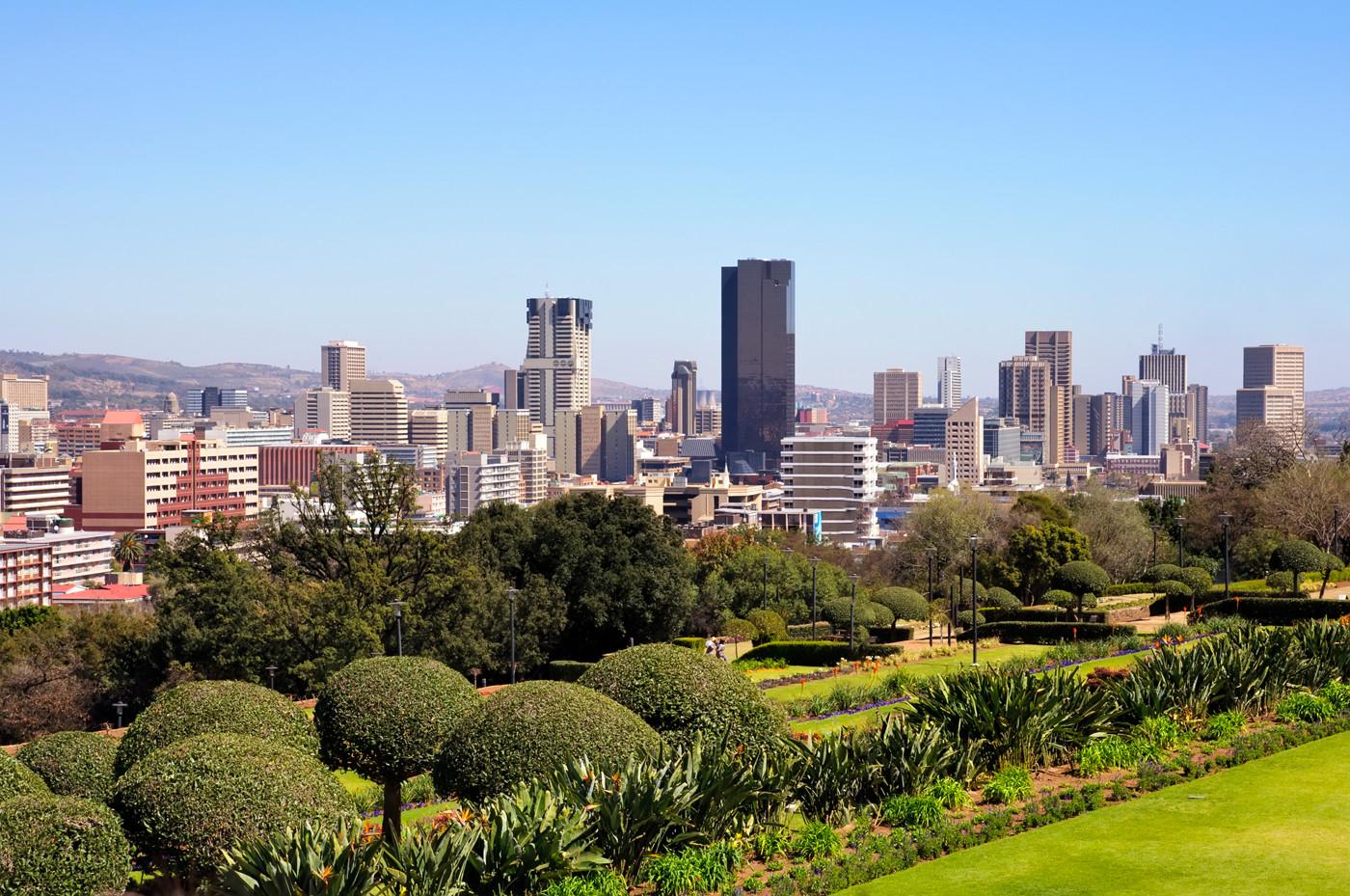 Expérience à Pretoria, Afrique du Sud, par Andrea