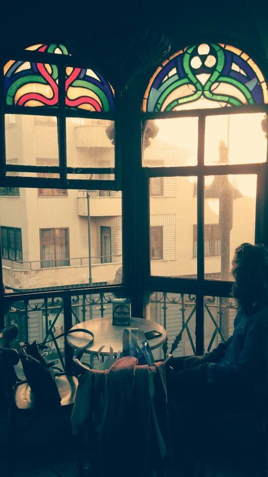 Expérience à Salamanque, l'espagne vu par Paloma